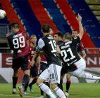 Cuplikan Gol Cagliari 2-0 Juventus 30 Juli 2020