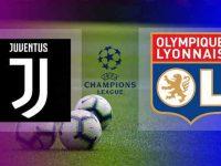 Cuplikan Gol : Juventus vs Lyon Skor Akhir 2-1