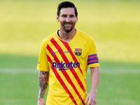 Messi Mungkin Absen Bela Barcelona di El Clasico