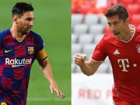 Lionel Messi Vs Robert Lewandowski dalam Statistik
