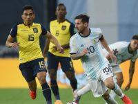 Argentina Vs Ekuador: Penalti Messi Menangkan Albiceleste
