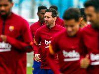 Jangan Pernah Pertanyakan Komitmen Messi untuk Barcelona