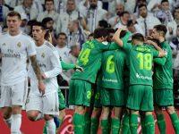 Drama 7 Gol, Real Madrid Tumbang dari Real Sociedad dan Tersingkir dari Copa del Rey