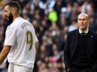 Zinedine Zidane Menerima Kekalahan Real Madrid, walau Menyakitkan