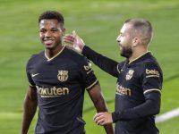 Hasil Liga Spanyol: Ansu Fati Ciamik Lagi, Barcelona Tampil Ganas Lumat Celta Vigo