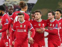 Liverpool Kalahkan Midtjylland di Stadion Anfield