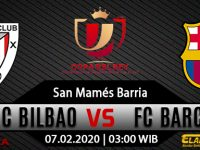 Prediksi Athletic Bilbao Vs Barcelona 07 Februari 2020