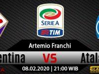 Prediksi Bola Fiorentina Vs Atalanta 08 Februari 2020