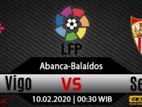 Prediksi Bola Celta Vigo Vs Sevilla 10 Februari 2020