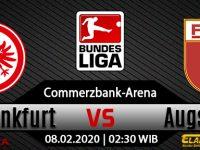 Prediksi Eintracht Frankfurt Vs Augsburg 08 Februari 2020