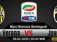 Prediksi Bola Hellas Verona Vs Juventus 09 Februari 2020