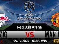 Prediksi Bola RB Leipzig Vs Manchester United 09 Desember 2020