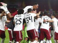 Hasil Carabao Cup: Depak Liverpool Lewat Adu Penalti, Arsenal Tembus Perempat Final
