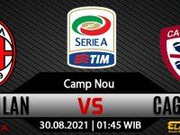 Prediksi Bola AC Milan Vs Cagliari 30 Agustus 2021