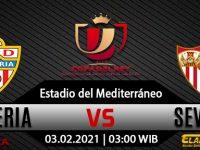 Prediksi Bola Almeria Vs Sevilla 03 Februari 2021
