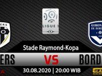 Prediksi Bola Angers Vs Bordeaux 30 Agustus 2020
