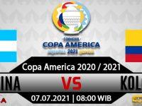 Prediksi Bola Argentina Vs Kolombia 07 Juli 2021