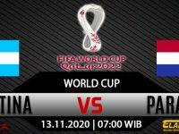 Prediksi Bola Argentina vs Paraguay 13 November 2020