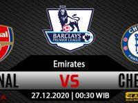 Prediksi Bola Arsenal Vs Chelsea 27 Desember 2020