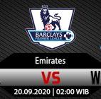 Prediksi Bola Arsenal vs West Ham United 20 September 2020