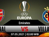Prediksi Bola Arsenal vs Villarreal 07 Mei 2021