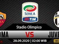 Prediksi Bola AS Roma vs Juventus 28 September 2020