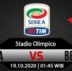 Prediksi Bola AS Roma vs Benevento 18 Oktober 2020