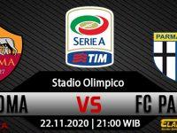 Prediksi Bola Roma vs Parma 22 November 2020