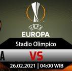 Prediksi Bola AS Roma Vs Sporting Braga 26 Februari 2021
