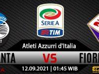 Prediksi Bola Atalanta Vs Fiorentina 12 September 2021