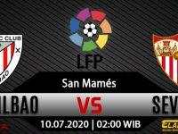 Prediksi Bola Athletic Bilbao vs Sevilla 10 Juli 2020