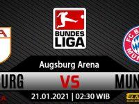 Prediksi Bola Augsburg vs Bayern Munchen 21 Januari 2021