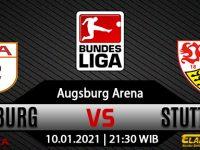 Prediksi Bola Augsburg vs Stuttgart 10 Januari 2021