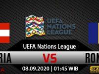 Prediksi Bola Austria Vs Romania 08 September 2020