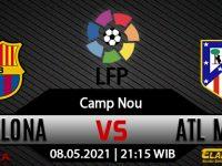 Prediksi Bola Barcelona vs Atletico Madrid 08 Mei 2021