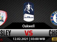 Prediksi Bola Barnsley Vs Chelsea 12 Februari 2021
