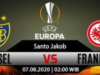 Prediksi Bola FC Basel Vs Eintracht Frankfurt 07 Agustus 2020