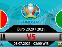 Prediksi Bola Belgia Vs Italia 03 Juli 2021