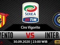 Prediksi Bola Benevento vs Inter Milan 01 Oktober 2020