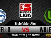 Prediksi Bola Arminia Bielefeld Vs Wolfsburg 20 Februari 2021