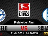 Prediksi Bola Bielefeld vs Schalke 04 21 April 2021