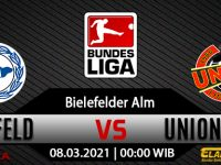 Prediksi Bola Bielefeld vs Union Berlin 08 Maret 2021