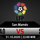 Prediksi Bola Athletic Bilbao vs Sevilla 31 Oktober 2020