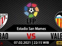 Prediksi Bola Athletic Bilbao vs Valencia 7 Februari 2021
