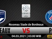 Prediksi Bola Bordeaux vs PSG 04 Maret 2021
