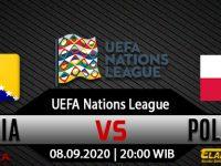 Prediksi Bola Bosnia Herzegovina Vs Polandia 08 September 2020