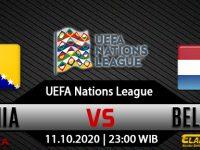 Prediksi Bola Bosnia Herzegovina Vs Belanda 11 Oktober 2020