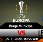 Prediksi Bola Braga vs Leicester City 27 November 2020