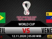 Prediksi Bola Brasil vs Venezuela 12 November 2020
