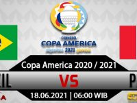Prediksi Bola Brasil vs Peru 18 Juni 2021